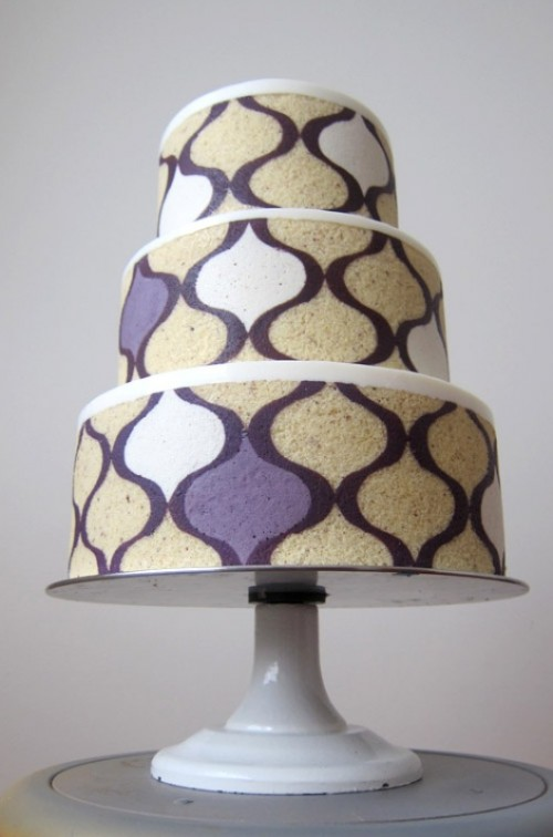 Outstanding And Modern Wedding Cakes By Mrobin Cake Design