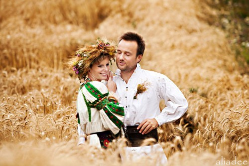 Pagan-Inspired Wedding In The Heart Of Transylvania