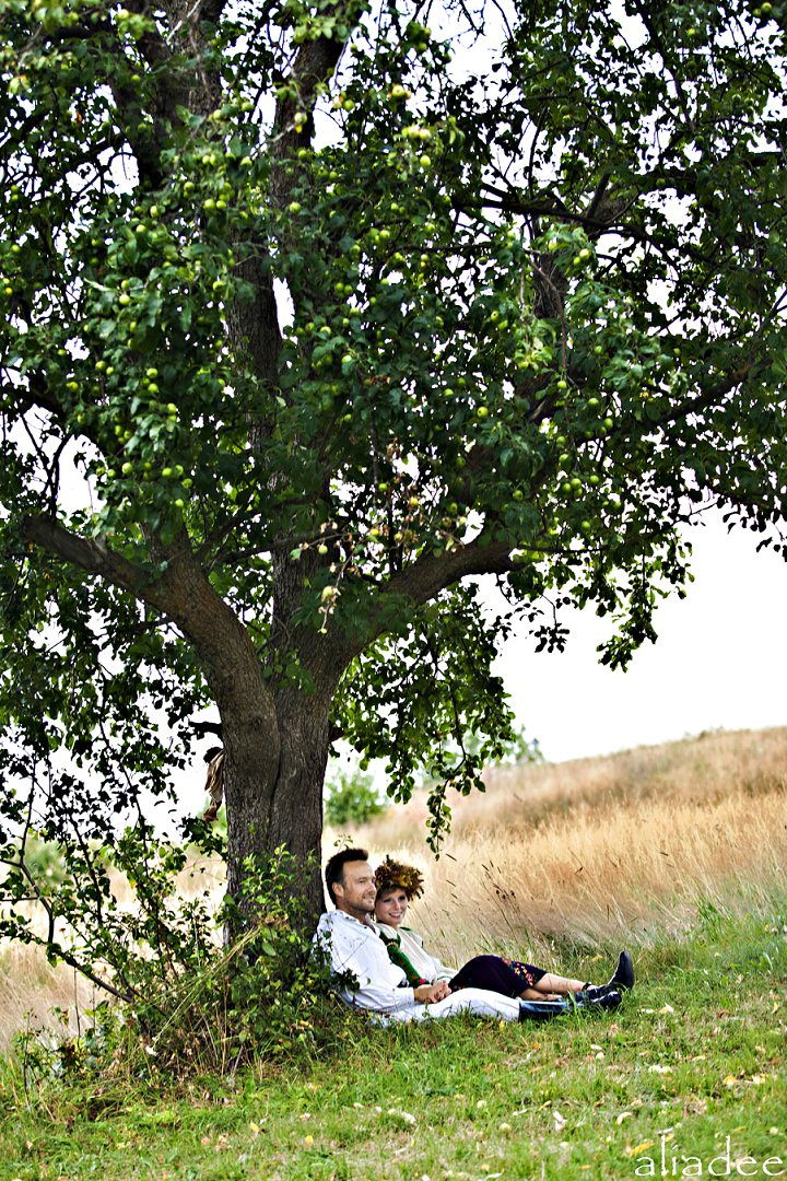 Picture Of pagan inspired wedding in the heart of transylvania  11