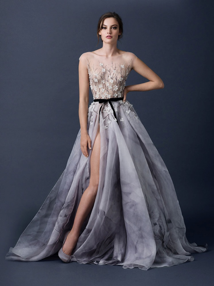 Paolo Sebastian Autumn Winter 2015 Wedding Dress Collection