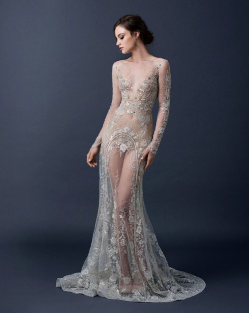 Paolo Sebastian Autumn Winter 2015 Wedding Dress Collection