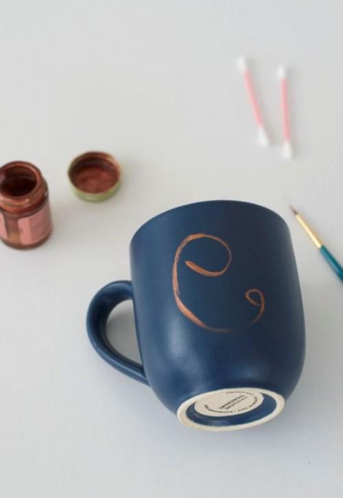 Perfect For Winter Wedding DIY Mug & Hot Cocoa Favors