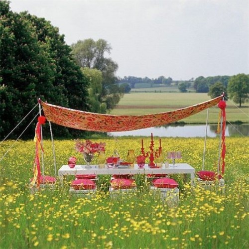 Picnic Themed Rehearsal Dinner: 19 Cozy Reception Ideas