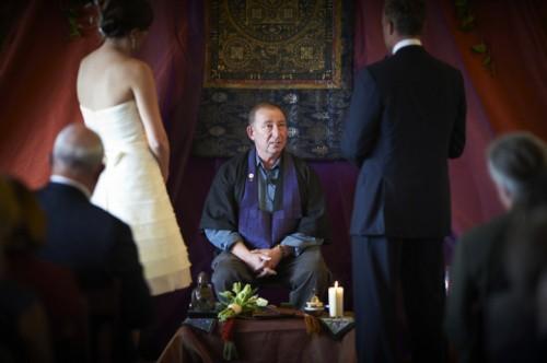 Playful Buddhist Wedding In San Francisco
