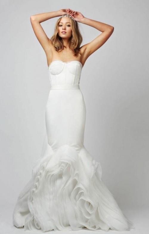 Playful Contemporary Wedding Dresses From The Babushka Ballerina ...