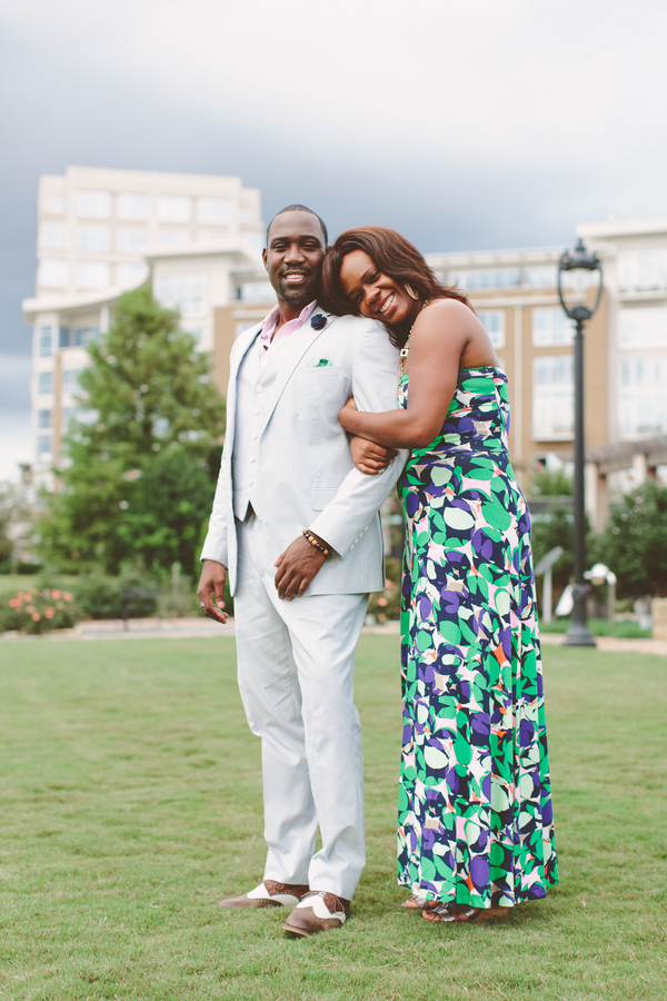 Picture Of playful fun and ccolorful engagement shoot  10