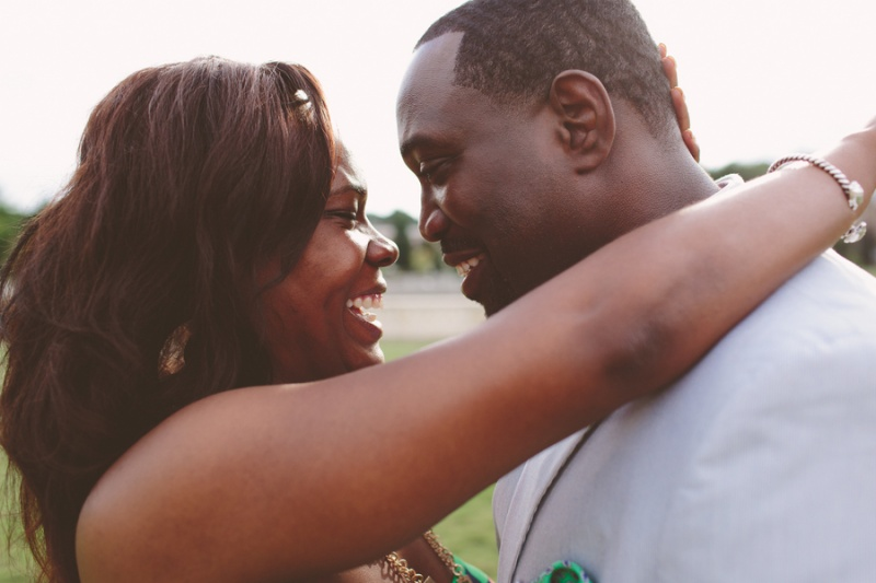 Picture Of playful fun and ccolorful engagement shoot  11