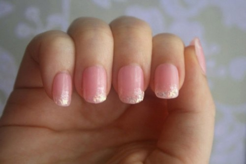 Pretty And Pink Trendy Wedding Nails Ideas