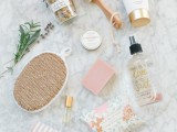 pretty-and-useful-diy-pamper-basket-for-bridesmaids-2