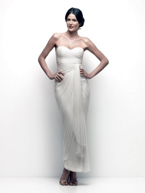 Refined Wedding Dresses By Catherine Deane