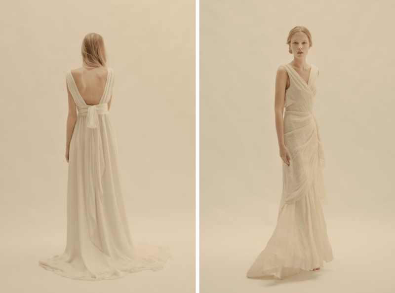 Picture Of Relaxed And Bohemain Cortana Wedding Dresses - Relaxed Wedding Dresses