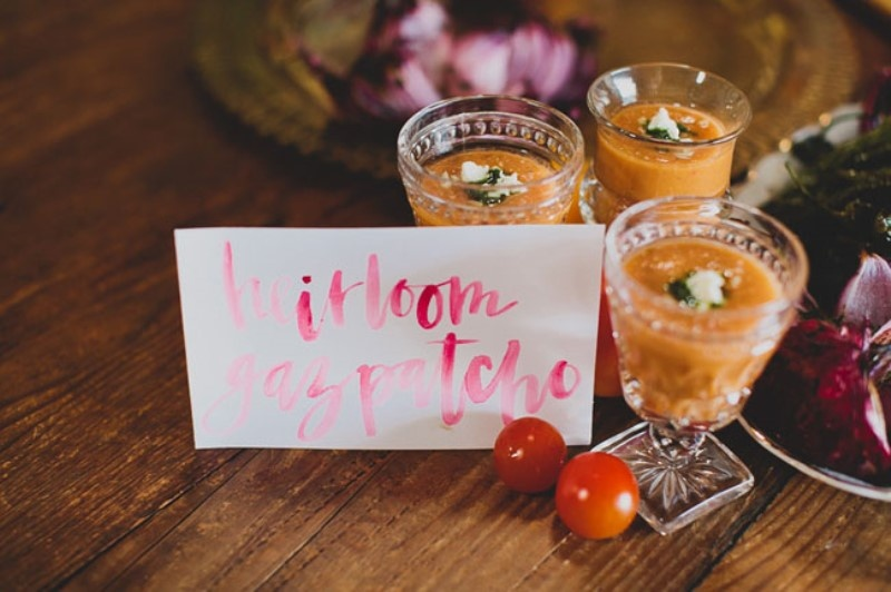 Picture Of relaxed and boho inspired summer flower bridesmaids party  13
