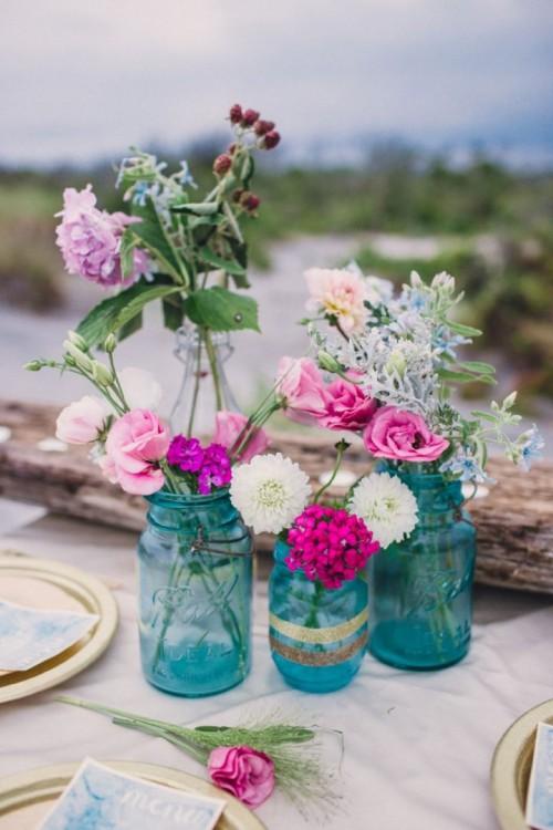 relaxed boho chic beach wedding ideas - Boho Chic Decor