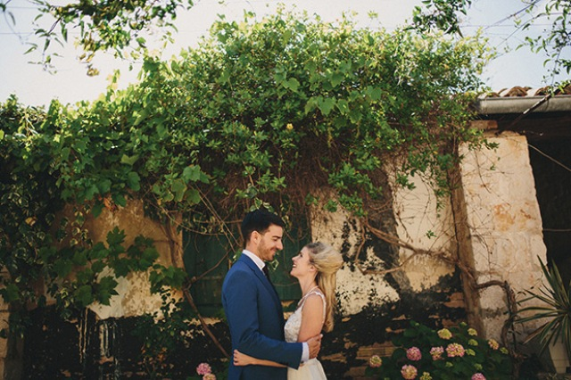 Picture Of relaxed destination garden wedding in croatia  10
