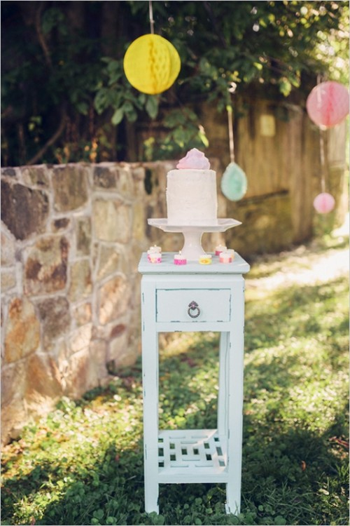 Retro 50s Wedding Inspiration At Summer Amusement Park