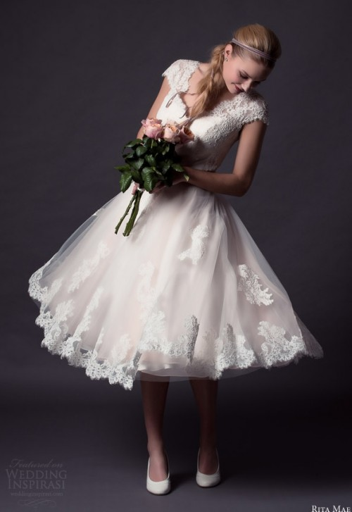 Rita Mae 2015 Short Wedding Dresses Collection