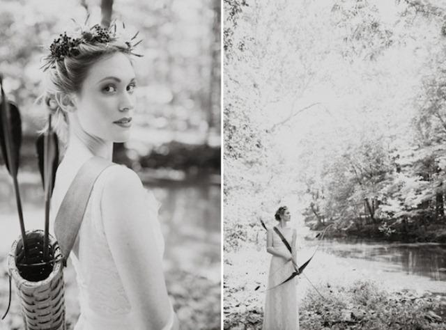 Robin Hood Inspiration Perfect For A Summer Wedding