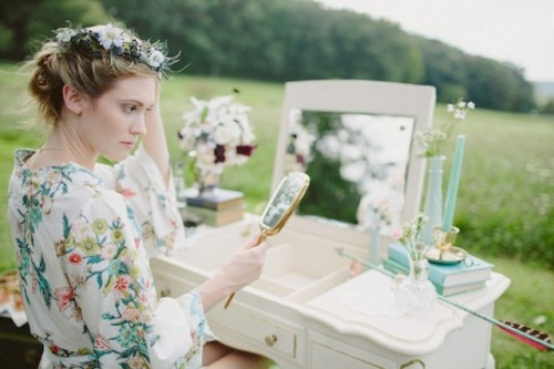 Robin Hood Inspiration Perfect For A Summer Wedding