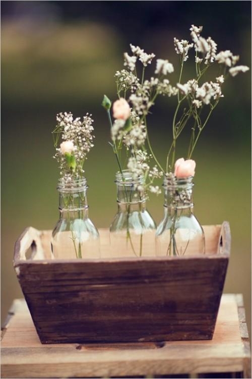 Romantic And Cozy Vintage Barn Wedding
