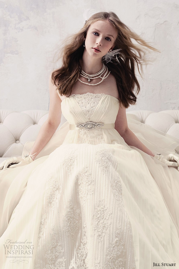 And Glam Bridal Dresses Collection By Jill Stuart