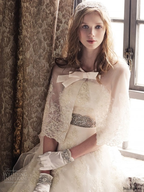 Romantic And Glam Bridal Dresses Collection By Jill Stuart