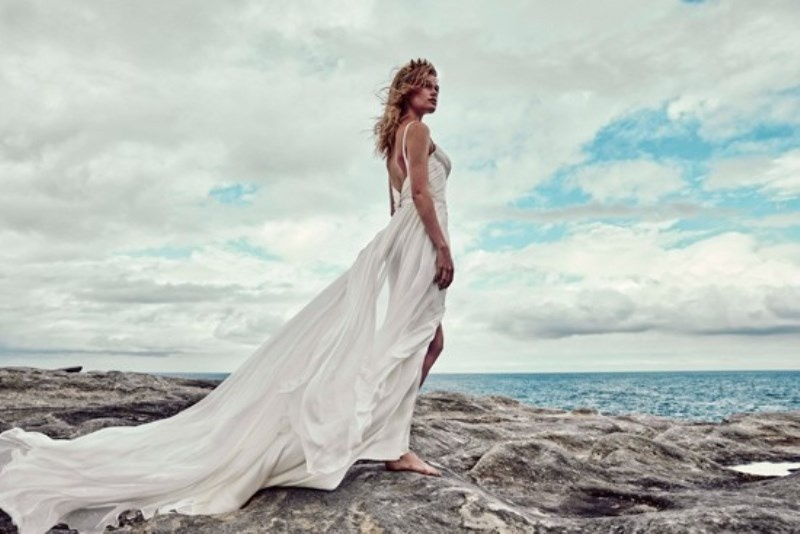 Picture Of romantic and refined moira hudges 2016 haute boheme сollection  5