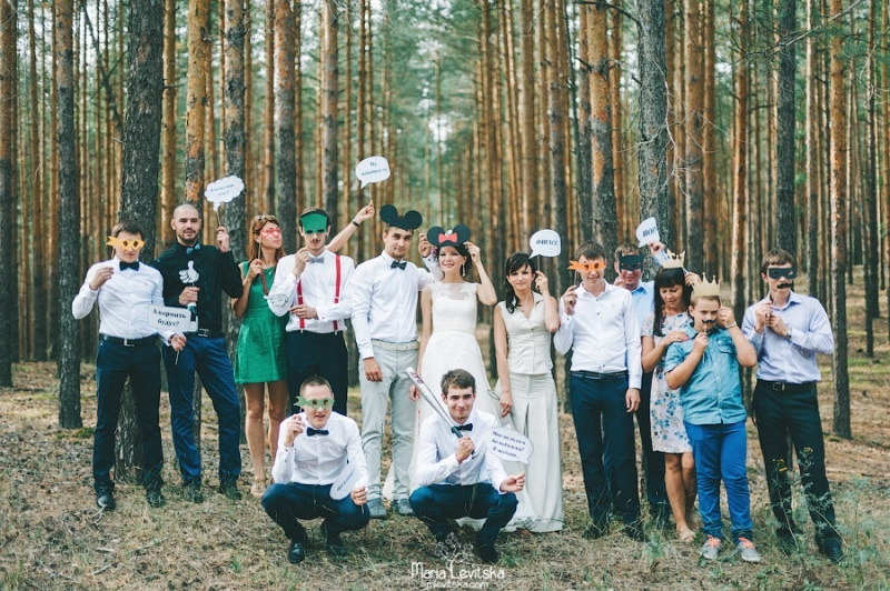 Picture Of romantic and sincere rustic summer wedding inspiration  15
