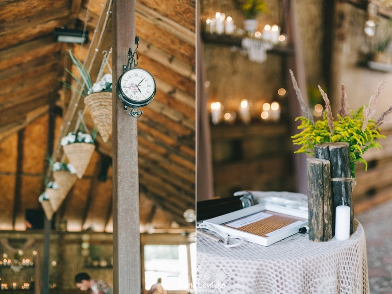 Picture Of romantic and sincere rustic summer wedding inspiration  16