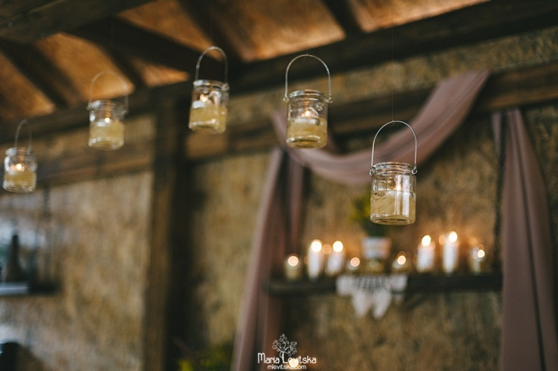 Picture Of romantic and sincere rustic summer wedding inspiration  18