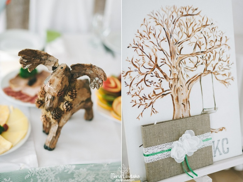 Picture Of romantic and sincere rustic summer wedding inspiration  25
