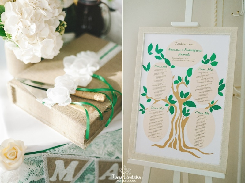 Picture Of romantic and sincere rustic summer wedding inspiration  28