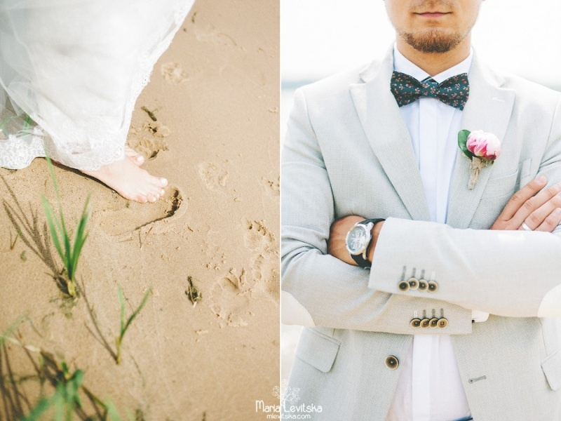 Picture Of romantic and sincere rustic summer wedding inspiration  8