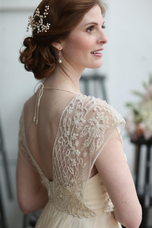 Romantic And Stunning Bhldn New Spring 2014 Bridal Gowns Collection