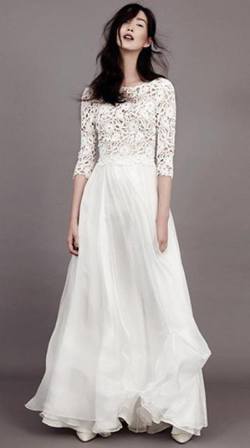 Erflies Papillon D Amour Wedding Dress Collection