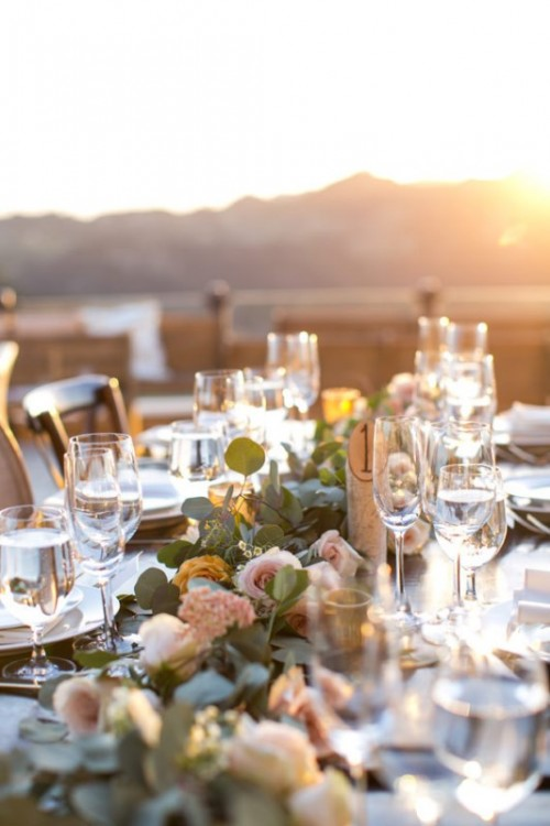 Romantic Destination Wedding At Malibu Rocky Oaks