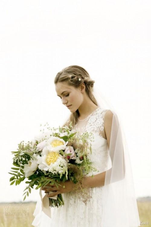 Romantic Kisui OUI 2016 Wedding Dresses Collection