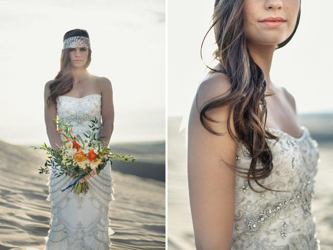 Romantic Moroccan Wedding Inspiration In Light Colors