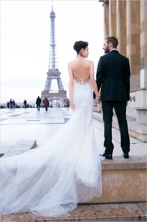 Wedding Gift Ideas For Couple That Eloped : Romantic Paris Elopement: Tips And 41 Ideas For Every Couple ...