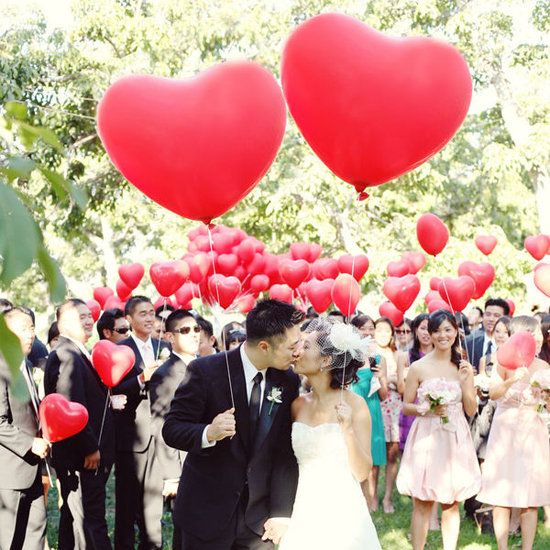 Wedding Day Ideas: Picture Of Romantic Valentines Day Wedding Ideas