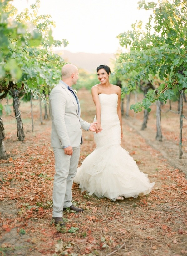 Picture of romantic vineyard wedding dresses for Vineyard wedding dresses