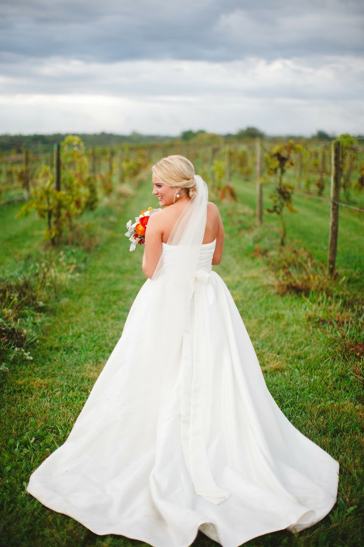 Vineyard Wedding Dresses