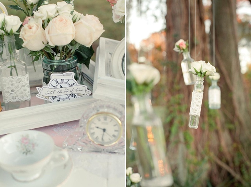 Vintage Romantic Wedding Theme Gallery - Wedding Decoration Ideas