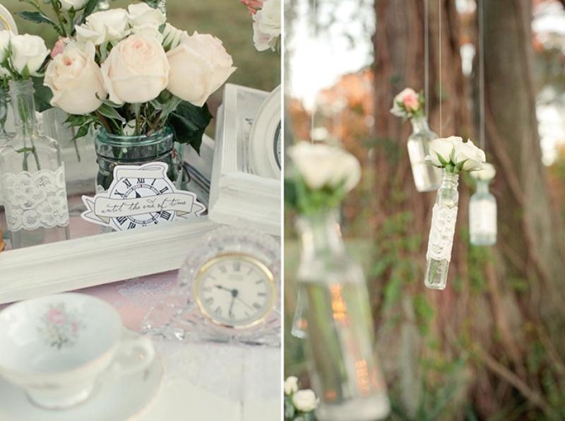 Vintage Romantic Wedding Theme