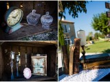Romantic Wedding With Retro Touches In Provence
