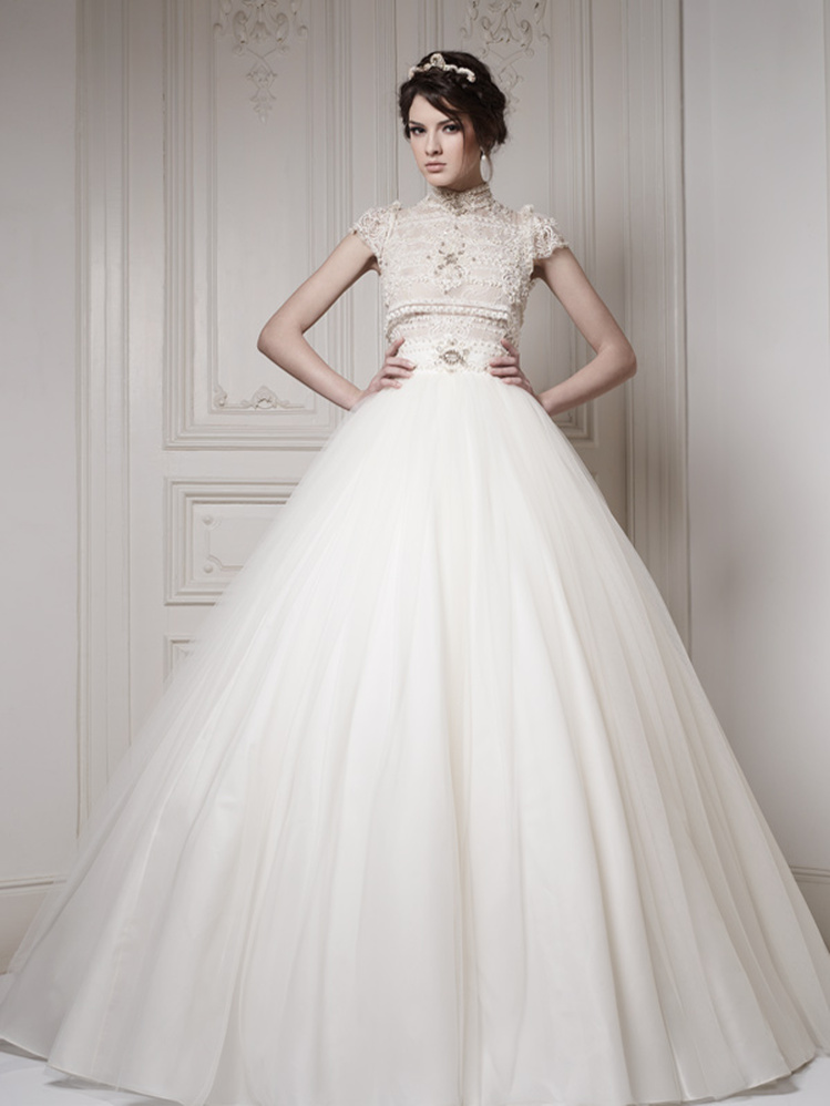 Picture Of Royal Luxury Wedding Dresses By Ersa Atelier