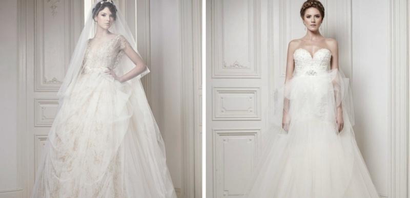 Royal Luxury Wedding Dresses By Ersa Atelier