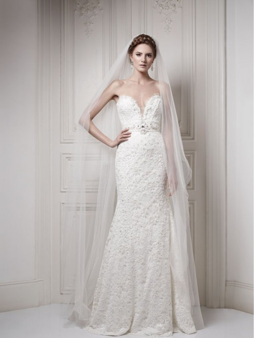 Royal Luxury Wedding Dresses By Ersa Atelier