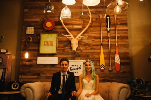 Rustic And Budget Friendly Nature Inspired Wedding