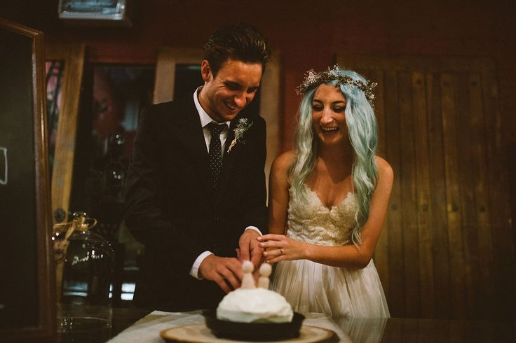 Picture Of rustic and budget friendly nature inspired wedding  14