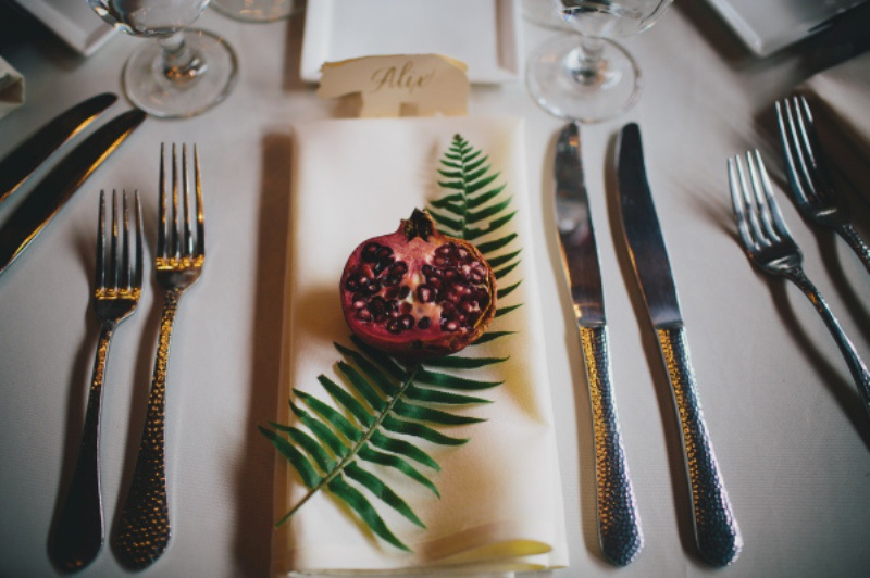 Picture Of rustic and elegant aspen winter wedding inspiration  14